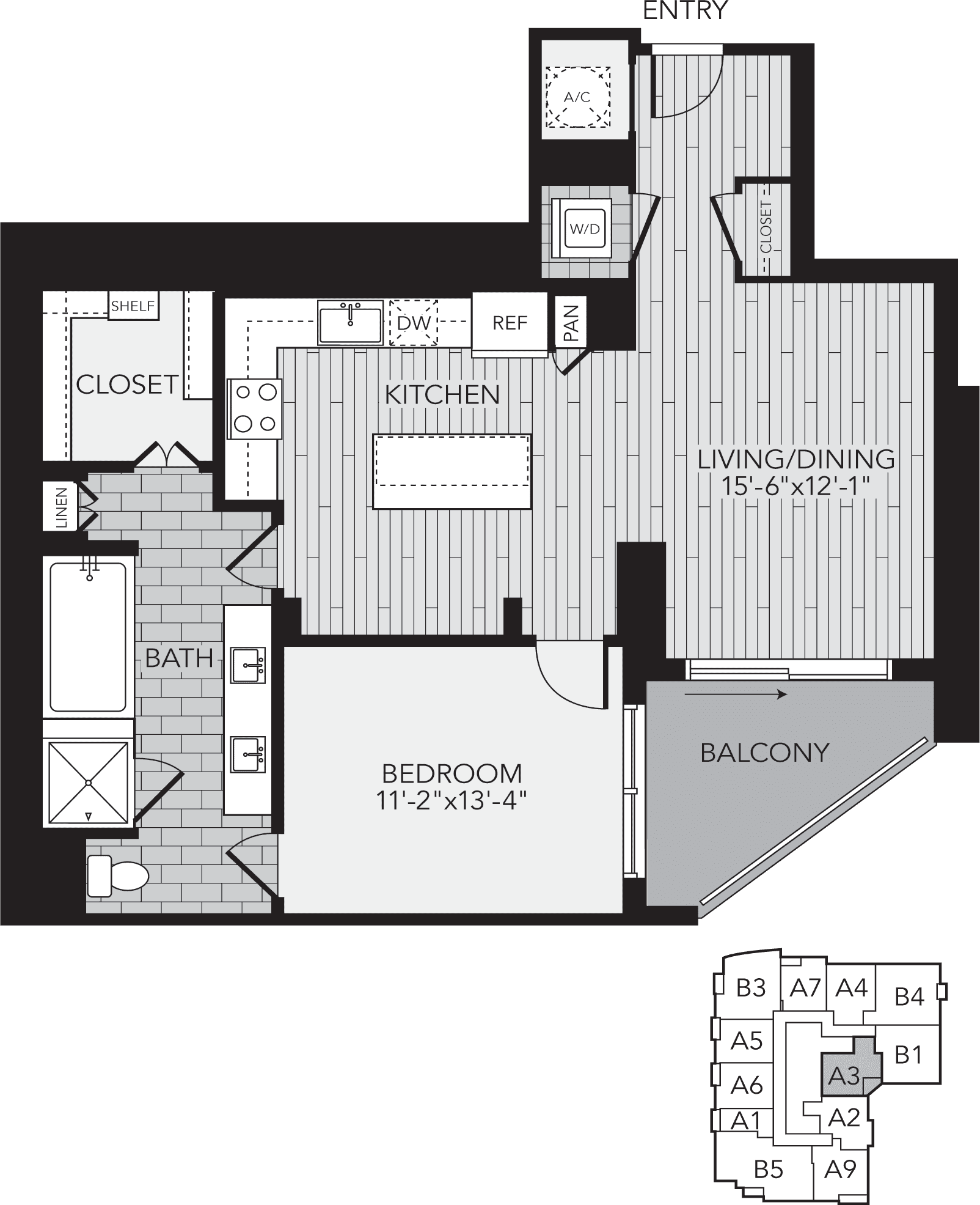 Open Floor Plan Apartments Houston Thefloors Co