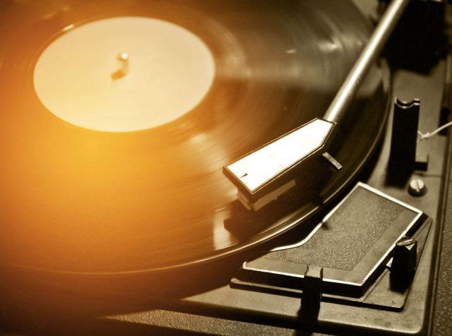 Aris Market Square's Vinyl Listening Room