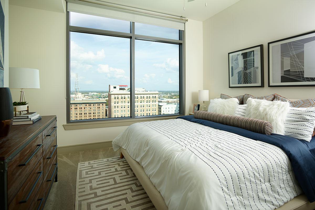Plan A7: Bedroom