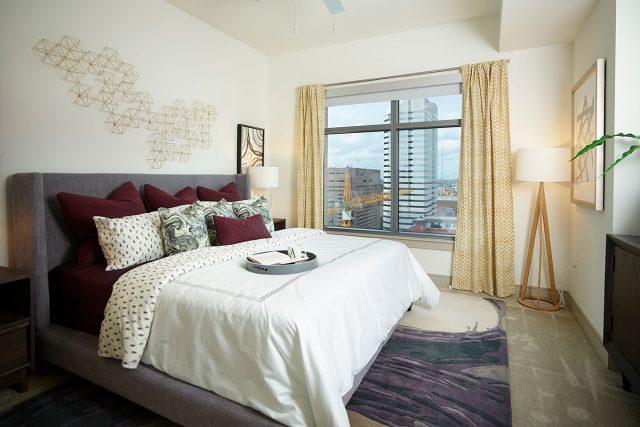 Plan B3: Bedroom